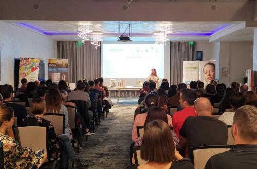 Conferința PENTRU COPII SĂNĂTOȘI - 18.10.2019